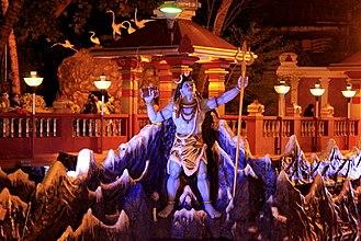 Shiva Sahasranama - Hari...The Sustainer, The Destroyer.