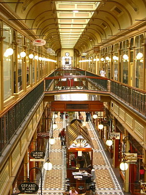 Adelaide Arcade - Image: Shopping Center SA