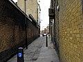 Shoreditch, Boundary Passage - geograph.org.uk - 1692305.jpg