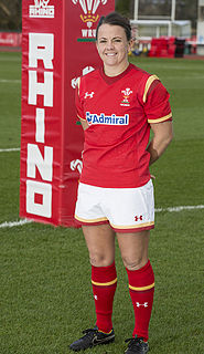 Sian Williams (rugby union) Welsh rugby union footballer