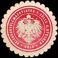 Siegelmarke Reichsbevollmächtigter für Zölle und Steuern - Cöln W0214711.jpg
