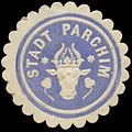 Siegelmarke Stadt Parchim W0355711.jpg
