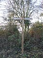 Signpost for the twitters - geograph.org.uk - 1235427.jpg