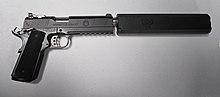 silencer firearms wikipedia
