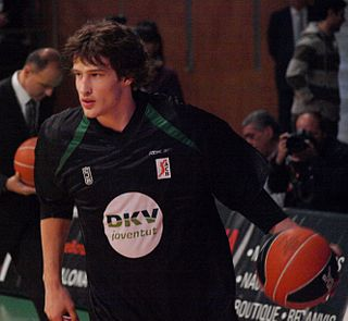 Simas Jasaitis Lithuanian basketball player