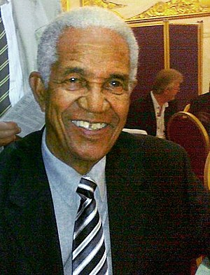 Garfield Sobers - Sir Garfield Sobers in 2012