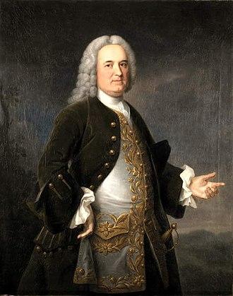 Sir George Downing, 3rd Baronet - Sir George Downing