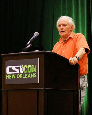 Harry Kroto - Sir Harold Kroto at CSICon 2011