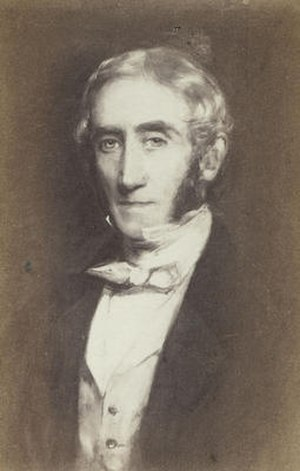John Maxwell (politician) - Thomas Annan photograph of a portrait of Sir John Maxwell, 8th Baronet of Pollok, painting by James R. Swinton