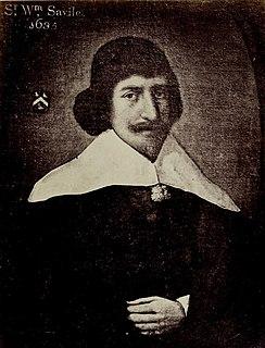 Sir William Savile, 3rd Baronet
