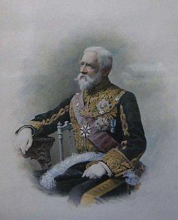 Sir Edmund Monson, 1st Baronet British diplomat