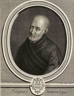 Jacques Sirmond French jesuit scholar
