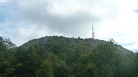 Sitno, view from Tatárska lúka.JPG