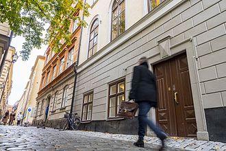 Jewish Museum of Sweden - Image: Själagårdsgatan 19
