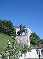 Skanderbeg Monument, Krujë.jpg