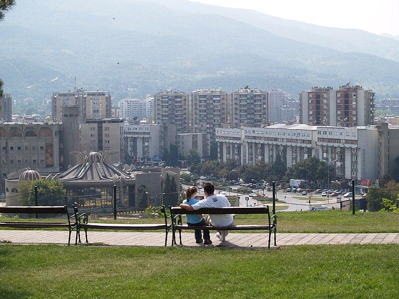 Vé máy bay giá rẻ đi Skopje Macedonia