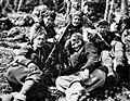 Skupina borcev in bork 3. čete 1. bataljona Severnoprimorskega odreda.jpg