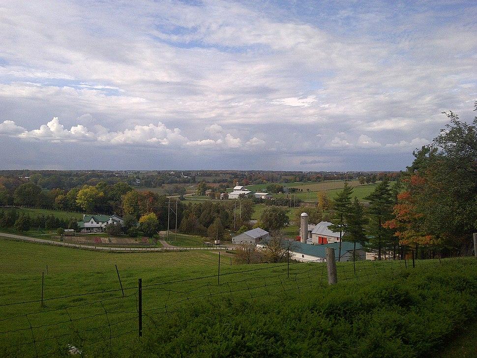 Skyline of Wellesley Township