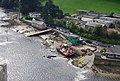 Slipways at the junction of the Afon Conwy and Afon Gyffin - geograph.org.uk - 1481108.jpg