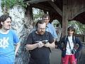 Slovenian Wikipedia Meetup Savica Waterfall Bohinj 2.JPG