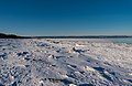 Snowy Wisconsin Point Beach, Lake Superior (39446972681).jpg