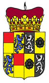 Solms-Wildenfels Solms-Baruth (Counts) Coat of arms.png