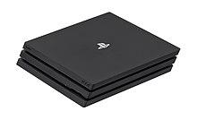 La PlayStation 4 Pro.