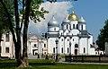 Sophienkathedrale in Weliki Nowgorod, Russland.jpg