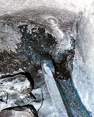 Adige - Image: Sorgente Adige vera