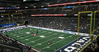 Washington Valor - The Verizon Center in 2017