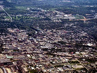 South Bend, Indiana City in Indiana, United States