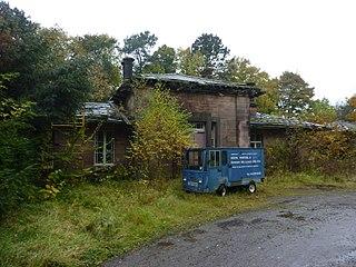 Wingfield railway station