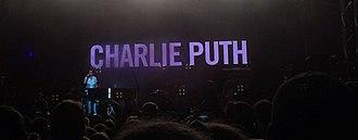 Charlie Puth - Puth at St. Jean Sur Richelieu Balloon Festival in 2015