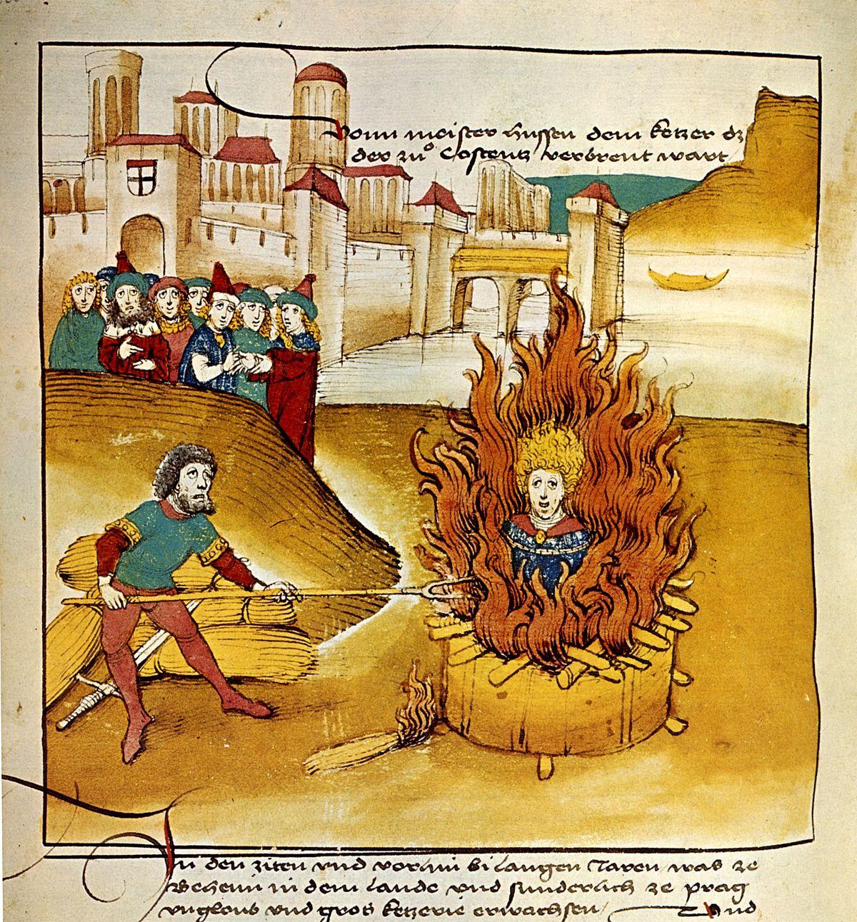 Spiezer Chronik Jan Hus 1485.jpg