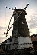Spijkenisse - molen Nooitgedacht op palen 2.jpg