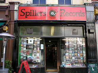 The Hayes - Spillers Records