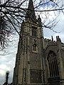 Spire of St Mary the Virgin, Saffron Walden.jpg