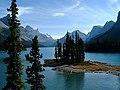 Spirit Island, Maligne Lake.jpg