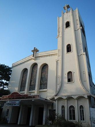 San Manuel, Pangasinan - St. Bartholomew Parish Church