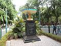 St. Ignatious statue at ALC.JPG