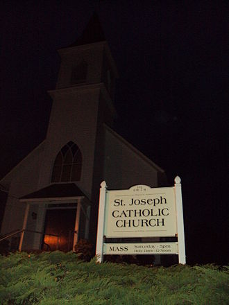 Kalama, Washington - St. Joseph's Catholic Parish, Kalama