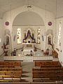 St. Joseph Roman Catholic Church, Apple Creek, Missouri at Easter.jpg