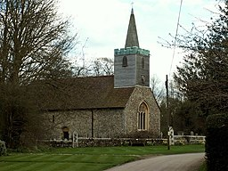 St. Mary's church, Great Canfield, Essex - geograph.org.uk - 155348.jpg