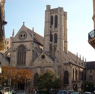 Saint-Nicolas-des-Champs, Paris - Church of Saint-Nicholas-des-Champs, Paris