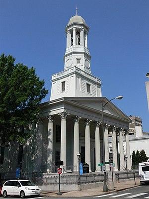 St. Paul's Episcopal Church (Richmond, Virginia) - Image: St Pauls Episcopal Richmond