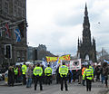 St Andrews Square, Protest March 30 2013 - 13.jpg