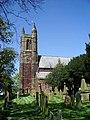 St Kentigern's Church, Aspatria - geograph.org.uk - 425074.jpg