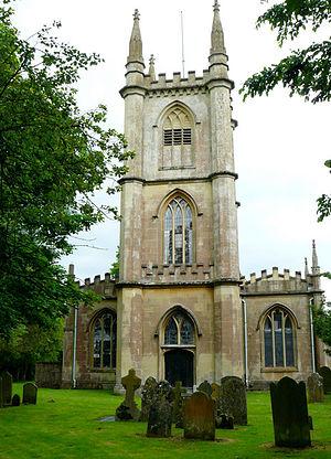Hungerford - St. Lawrence's parish church