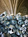 St Leonard, Hythe, the ossuary 3.jpg