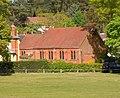 St Martin-by-the-Green Church, Dene Lane, Lower Bourne, Farnham (May 2015) (1).JPG